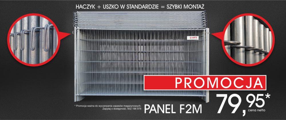 Promocja panel w Arte System